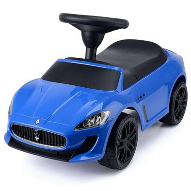 Maserati Grancabrio MC Ride On Car (Blue)