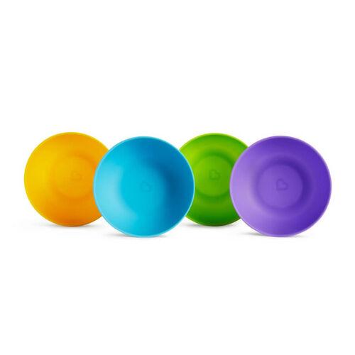Munchkin Multi Bowls 4 Pack