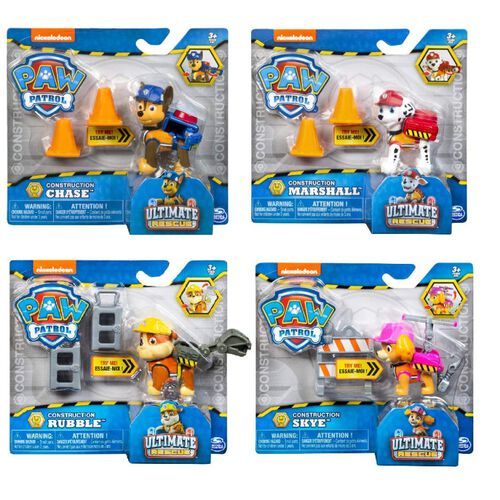Paw Patrol Hero Pups Ultimate Rescue - Assorted