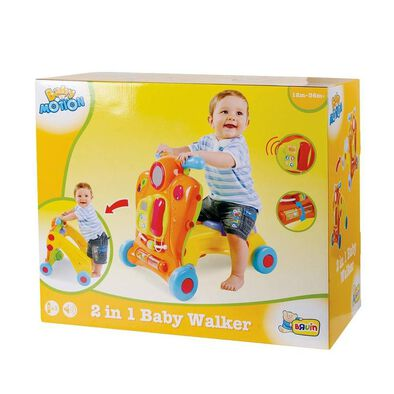 BRU 2 In 1 Baby Walker