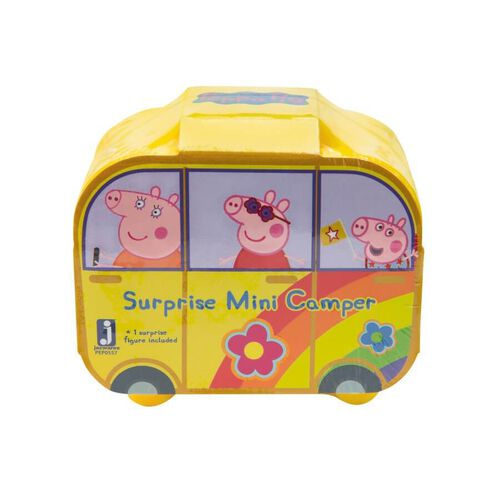Peppa Pig Surprise Camper Van - Assorted