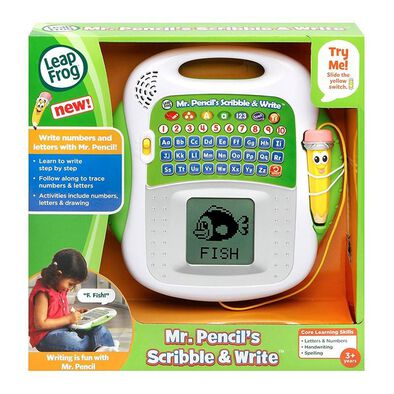 LeapFrog Mr. Pencil's Scribble and Write