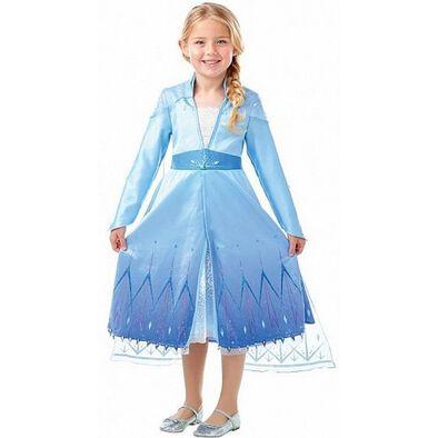 Rubies Disney Frozen 2 Premium Elsa Dress