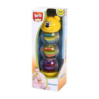 BRU Cheeky Bear Rattle