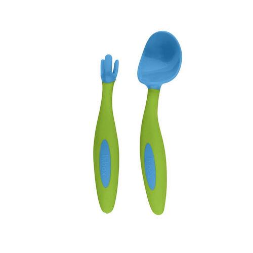 B.Box Toddler Cutlery Set Ocean Breeze