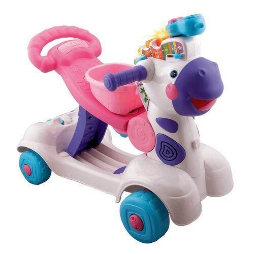 Vtech Zebra Scooter Pink