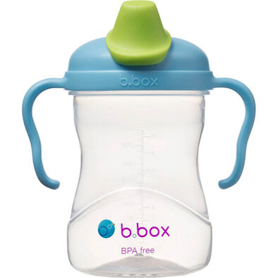 B.Box Spout Cup 8oz Blueberry