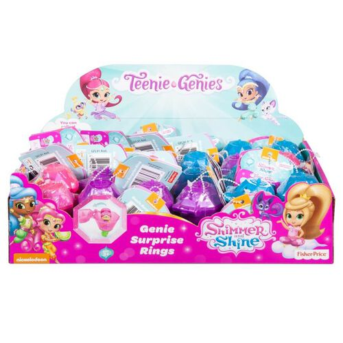 Shimmer and Shine Teenie Genies Genie Surprise Pack - Assorted