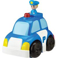 Robocar Poli Push And Go Police Car