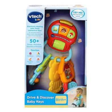 VTech Baby Drive and Discover Baby Keys