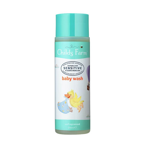 Childs Farm Bubble Bath Unfragranced 250ml