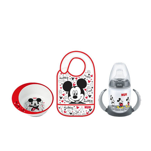 Nuk Mickey Toddler Feeding Pack