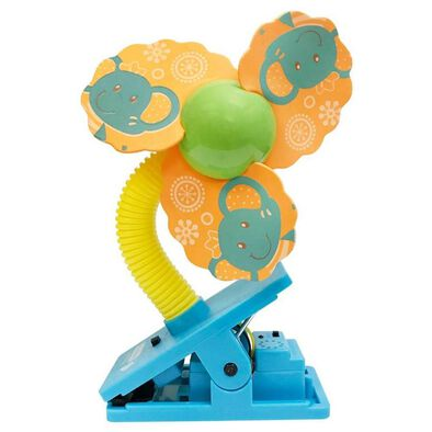 Lucky Baby Mini Clipfan Ult Mosquito Repel Elephant