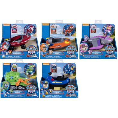 Paw Patrol Sea Patrol Vehicle - Assorted