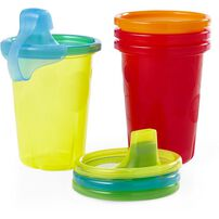 The First Years Take And Toss Spill Proof Cups
