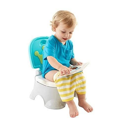 Fisher-Price Royal Stepstool Potty
