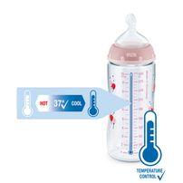 Nuk Temperature Control PP Bottle 300ml/0-6M/M