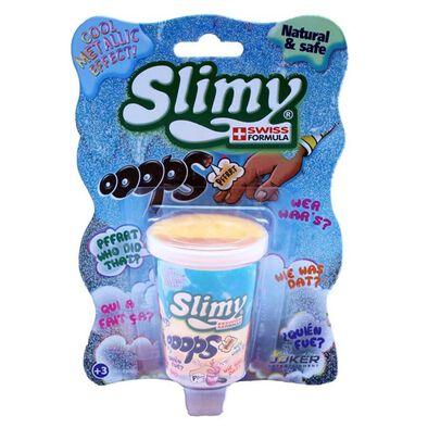 Slimy Swiss Formula Oops Metallic Slimy - Assorted