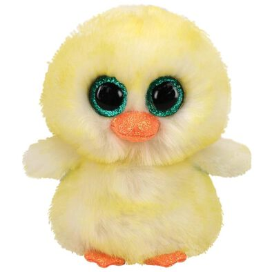 Ty Beanie Boos 6 Inch Regular Size Lemon Drop Chick