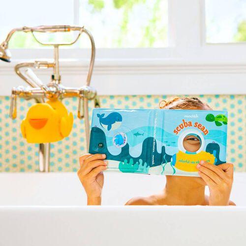Munchkin Soap Stories Ocean Bath Book