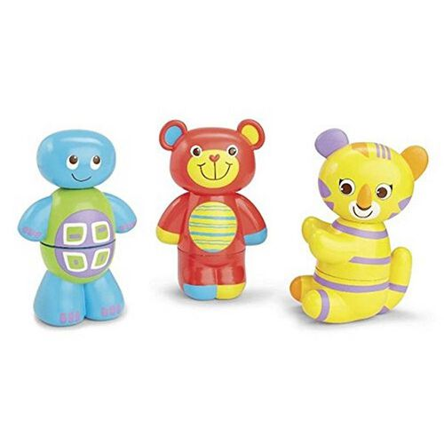 BRU Stackable Animal Mix Up Set
