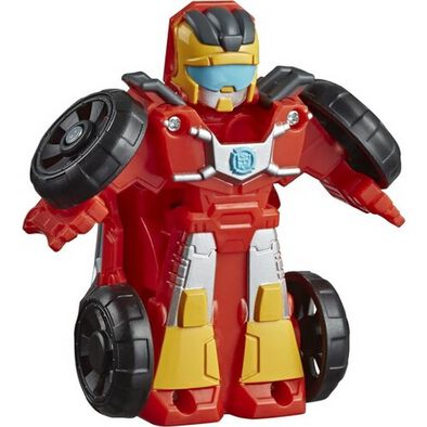 Playskool Heroes Transformers Rescue Bots Academy Mini Bot Racers - Assorted