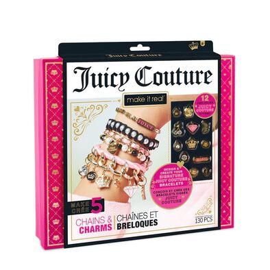 Make It Real Juicy Couture Chains & Charms