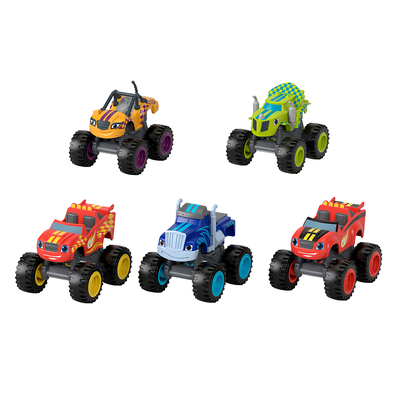 Blaze and the Monster Machines Diecast - Assorted