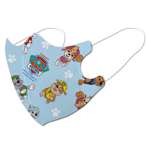 Paw Patrol 4-Ply Disposable Face Mask Toddler Size