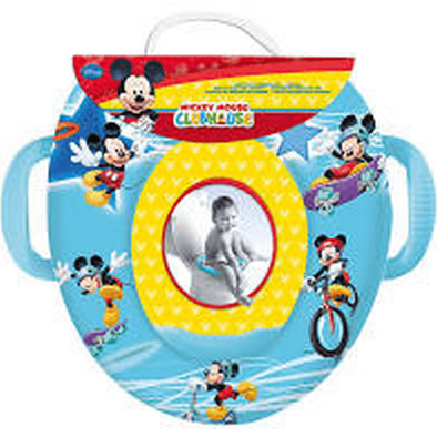 Mickey Soft Potty Seat With Handles