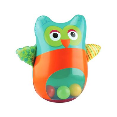 Little Hero Roly Poly Owl
