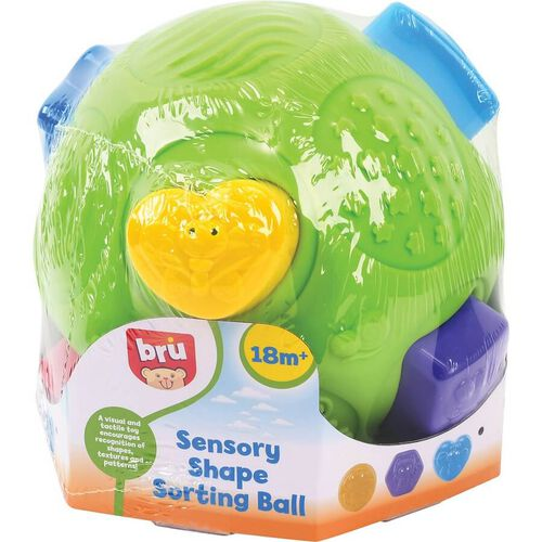 BRU Sensory Shape Sorting Ball