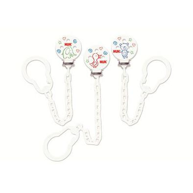Nuk Printed Soother Chain