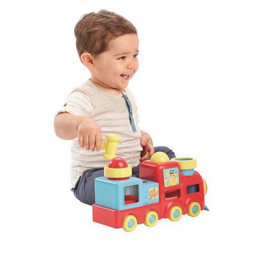 BRU Pounding Bench Train