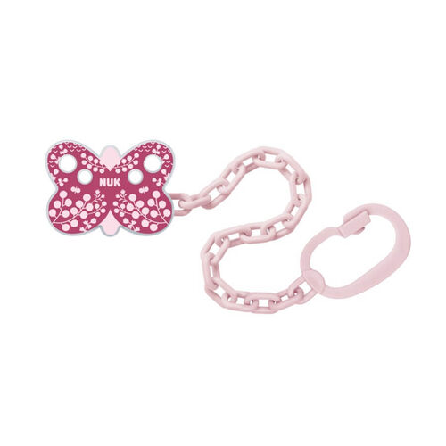 Nuk Premium Soother Chain - Assorted