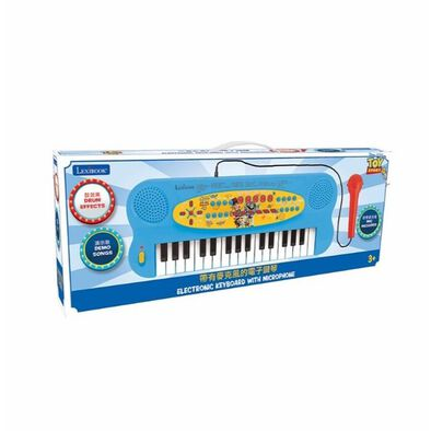 Lexibook Disney Toy Story Electronic Keyboard With Microphone