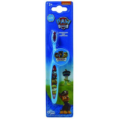 Paw Patrol Toothbrush With Protective Cap