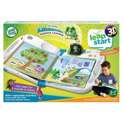 LeapFrog LeapStart 3D Learning System (Green)