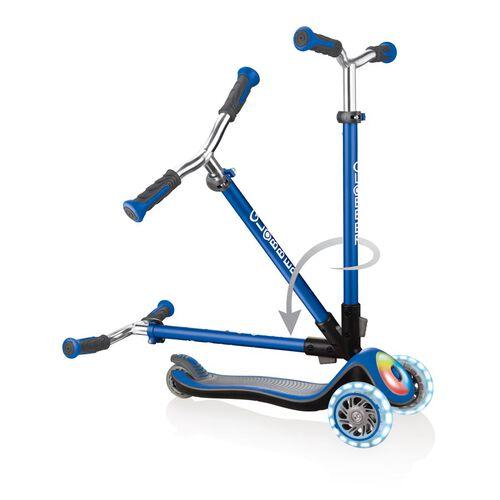 Globber Elite Prime Navy Blue Scooter