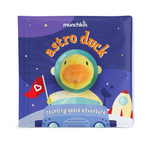 Munchkin Soap Stories Space Bath Book