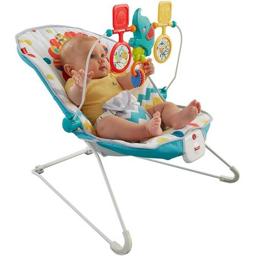 Fisher-Price Colourful Carnival Bouncer