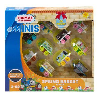 Thomas & Friends Spring Basket 10 Pack