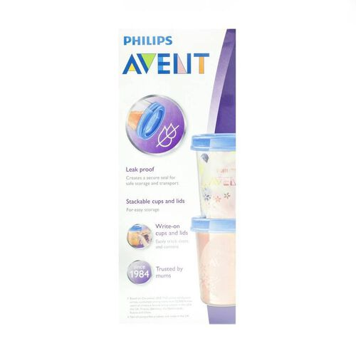 Philips Avent Ideal Food Storage