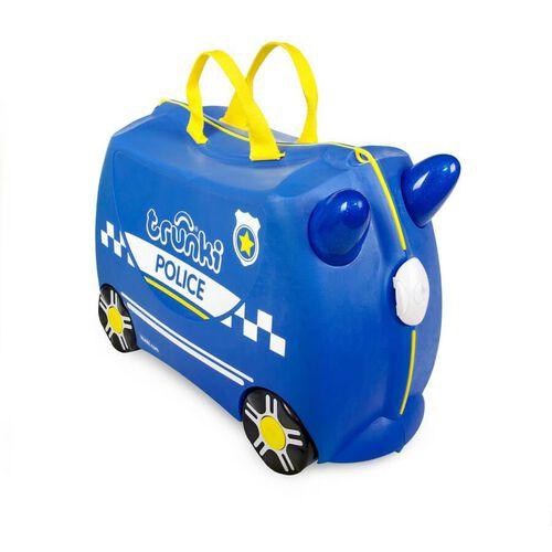 Trunki Suitcase Police Car