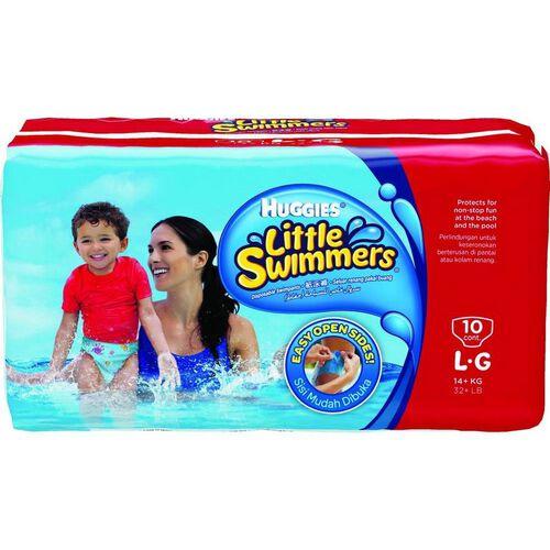Huggies Little Swimmers Disposable Swimpants (L)