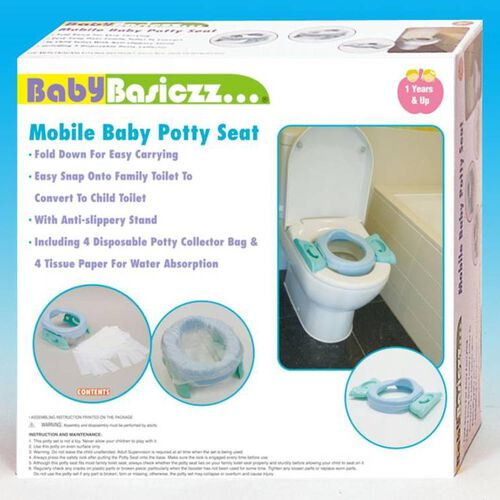 Baby Basiczz Mobile Baby Potty Seat