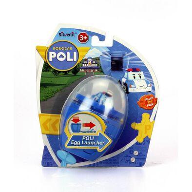 Silverlit Robocar Poli Egg Launcher