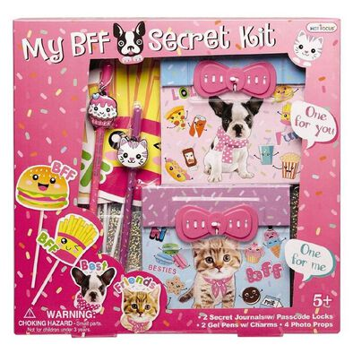 Hot Focus My BFF Secret Kit