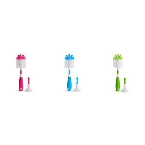 Munchkin Bristle Bottle Brush - Assorted