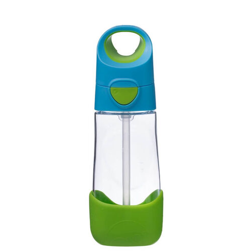 B.Box Tritan Drink Bottle 450ml Ocean Breeze